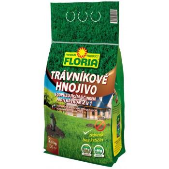 Trávníkové hnojivo proti krtkům, Foria, balení 2.5 kg-3217