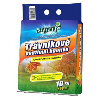 Trávníkové podzimní hnojivo, Agro, balení 10 kg