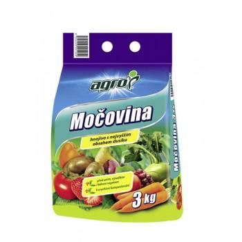 Univerzální hnojivo MOČOVINA Agro, balení 3 kg
