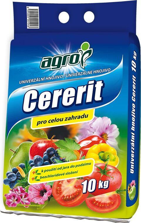 Univerzální zahradnické hnojivo, Agro CERERIT, balení 10 kg-7152