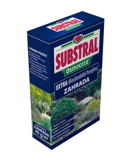 Univerzální zahradnické hnojivo Substral Osmocete, balení 1.5 kg