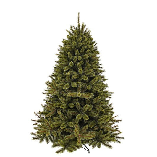Vánoční umělý stromek, zelený, výška 155cm-3738