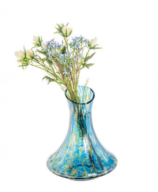 Váza SNOVAA  Arts Limited edition, modrá-12330