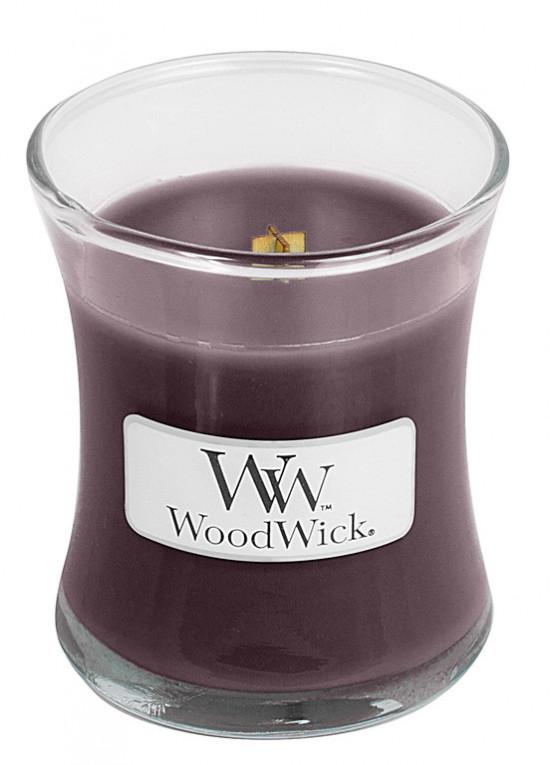 WW svíčka sklo1 Black Plum Cognac-992
