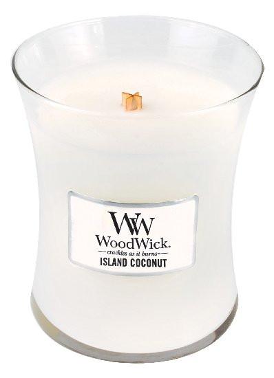 WW svíčka sklo2 Island Coconut-502