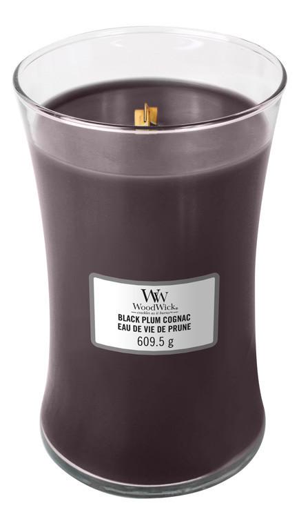 WW svíčka sklo3 Black Plum Cognac-796