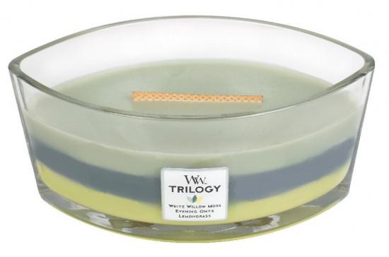 WW TRILOGY svíčka loď Woodland Trilogy-598
