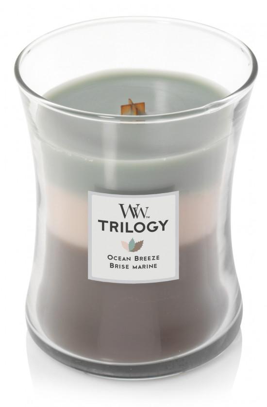 WW TRILOGY svíčka sklo2 Ocean Breeze-828