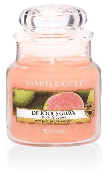 Yankee Candle svíčka classic malá Delicious Guava-868