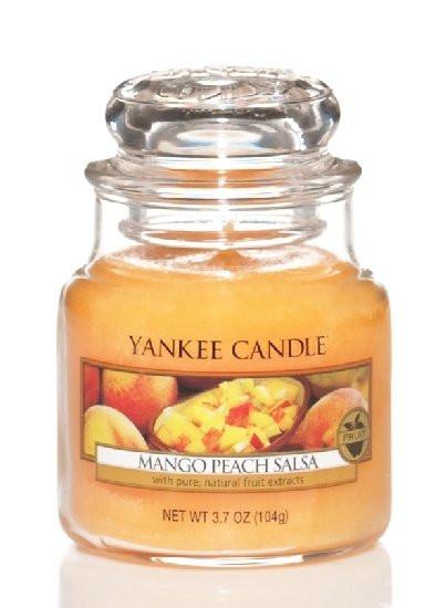 Yankee Candle svíčka classic malá Mango Peach Salsa-225
