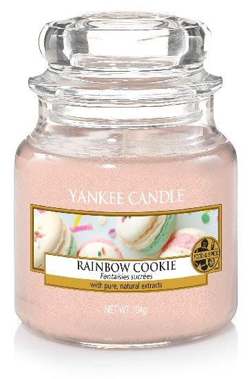 Yankee Candle svíčka classic malá Rainbow Cookie-877