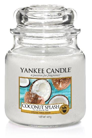 Yankee Candle svíčka classic střední Coconut Splash-903