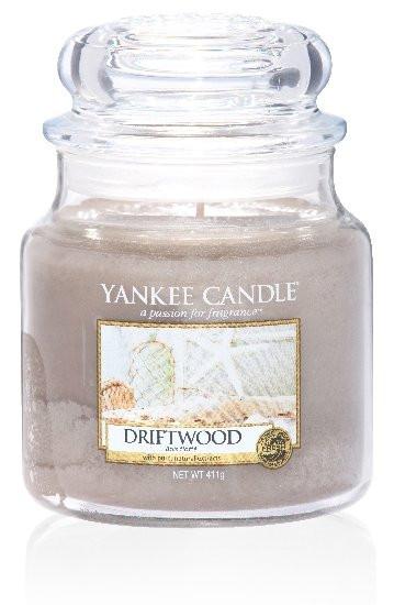 Yankee Candle svíčka classic střední Driftwood-909
