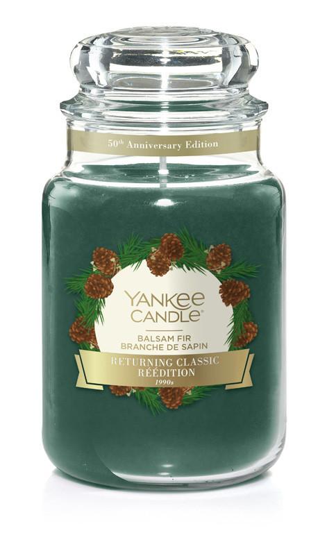 Yankee Candle svíčka classic velká Balsam Fir-769