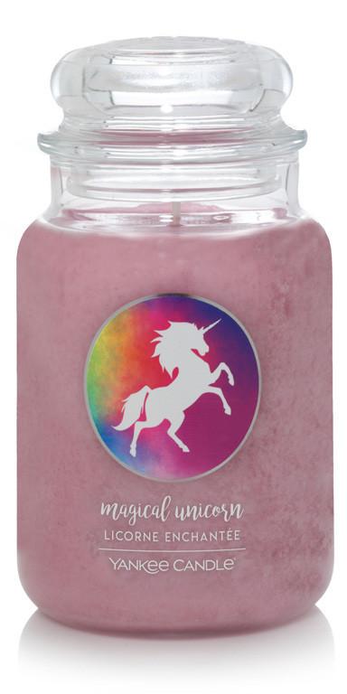 Yankee Candle svíčka classic velká Magical Unicorn-1084