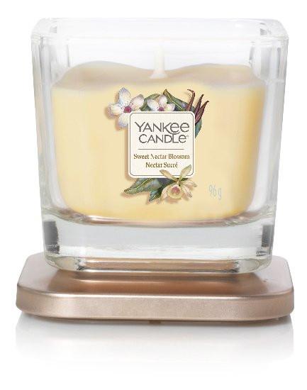 Yankee Candle svíčka Elevation malá Sweet Nectar Blossom-185