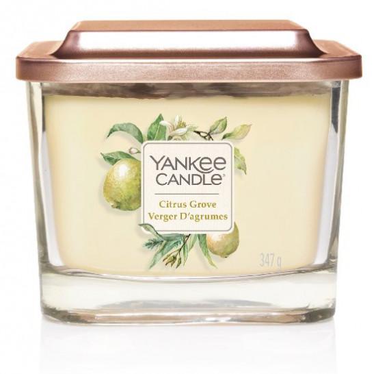 Yankee Candle svíčka Elevation střední Citrus Grove-326