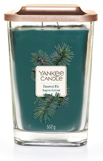 Yankee Candle svíčka Elevation velká Frosted Fir-92
