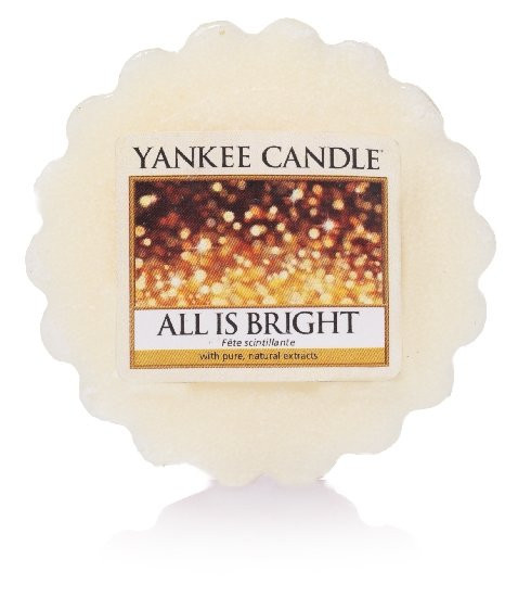 Yankee Candle vosk All is Bright-230