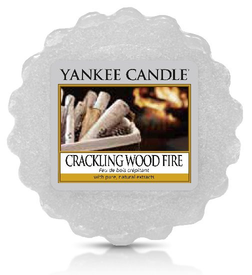 Yankee Candle vosk Crackling Wood Fire-1237