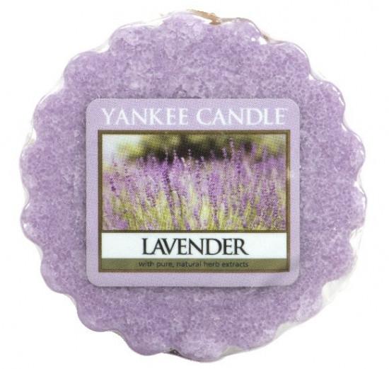 Yankee Candle vosk Lavender-578
