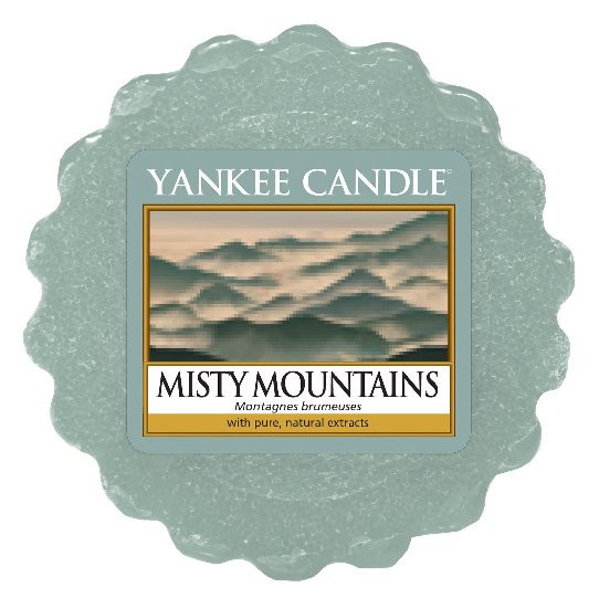 Yankee Candle vosk Misty Mountains-374