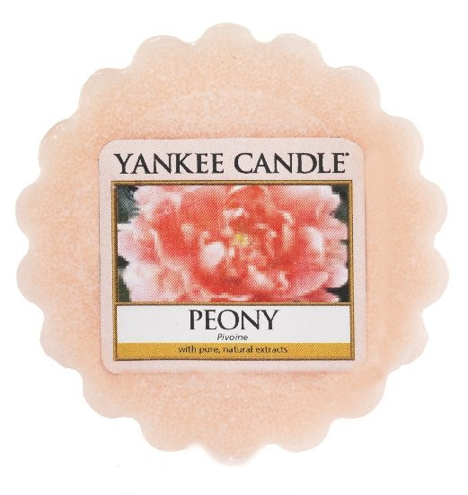 Yankee Candle vosk Peony-159