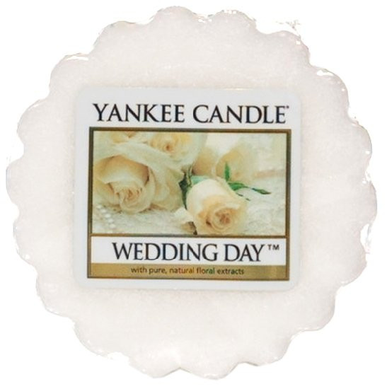 Yankee Candle vosk Wedding Day-300
