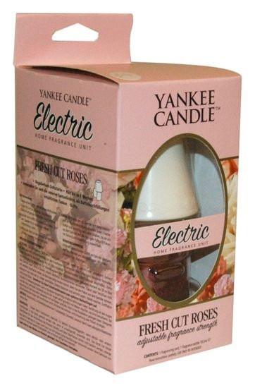 YANKEE Electric Fresh Cut Roses-567