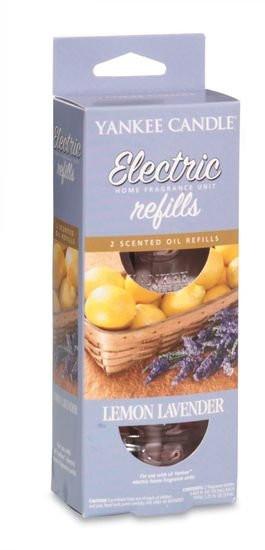 YANKEE Electric náplň Lemon Lavender-1048