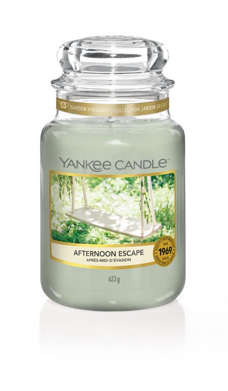 YANKEE svíčka sklo3 Afternoon Escape-310