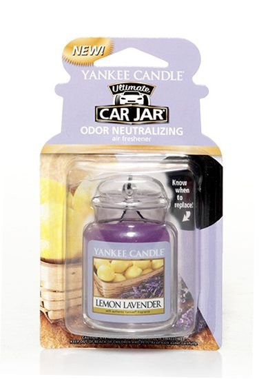 YANKEE visačka GEL Lemon Lavender-489