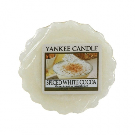 YANKEE vosk Spice White Cocoa-3245