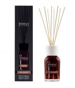 Aroma difuzér, Millefiori Natural, Sandalo Bergamotto, provonění 90 dní