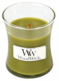 Aromatická svíčka váza, WoodWick Apple Basket, hoření až 30 hod