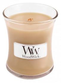 Aromatická svíčka váza, WoodWick At the Beach, hoření až 30 hod