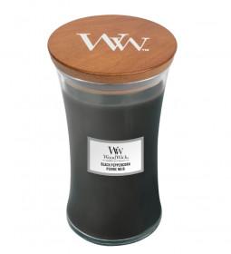 Aromatická svíčka váza, WoodWick Black Peppercorn, hoření až 120 hod