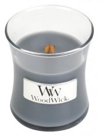 Aromatická svíčka váza, WoodWick Evening Onyx, hoření až 30 hod
