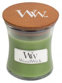 Aromatická svíčka váza, WoodWick Evergreen, hoření až 30 hod