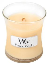 Aromatická svíčka váza, WoodWick Honeysuckle, hoření až 30 hod