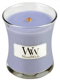 Aromatická svíčka váza, WoodWick Lavender Spa, hoření až 30 hod