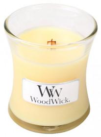 Aromatická svíčka váza, WoodWick Lemongrass & Lily, hoření až 30 hod