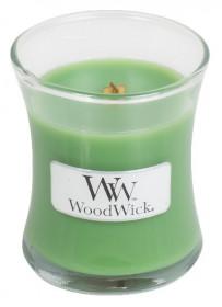Aromatická svíčka váza, WoodWick Palm Leaf, hoření až 30 hod