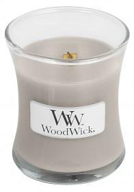 Aromatická svíčka váza, WoodWick Sacred Smoke, hoření až 30 hod