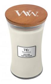 Aromatická svíčka váza, WoodWick Solar Ylang, hoření až 120 hod