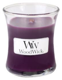 Aromatická svíčka váza, WoodWick Spiced Blackberry, hoření až 30 hod