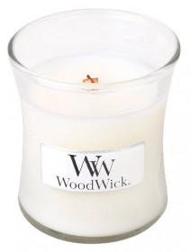 Aromatická svíčka váza, WoodWick White Tea & Jasmine, hoření až 30 hod