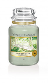 Aromatická svíčka, Yankee Candle Afternoon Escape, hoření až 150 hod