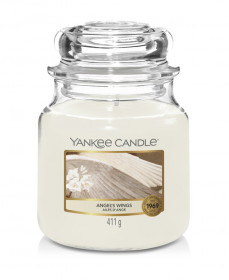 Aromatická svíčka, Yankee Candle Angel's Wings, hoření až 75 hod