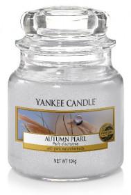 Aromatická svíčka, Yankee Candle Autumn Pearl, hoření až 30 hod